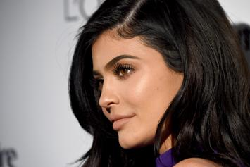Kylie Jenner Shows Off Travis Scott-Inspired Ring