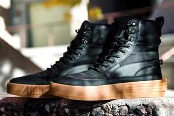 "The Weeknd Puma XO Parallel ""Black/Gum"": Purchase Links"