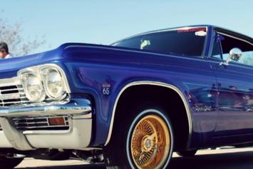 """Curren$y Comes Through In The Low Rider For """"Billy Ocean"""""""