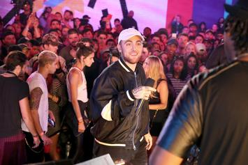 Mac Miller And Ariana Grande Possibly Dating