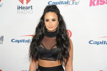 "Demi Lovato Says A ""Complete Bitch"" Made Her Attend An AA Meeting"