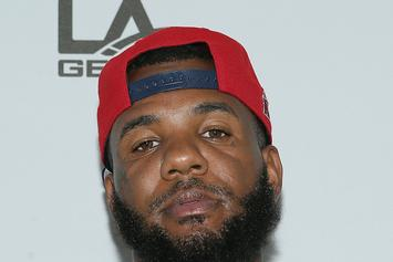 "The Game Announces ""1992: Block Wars Tour"""