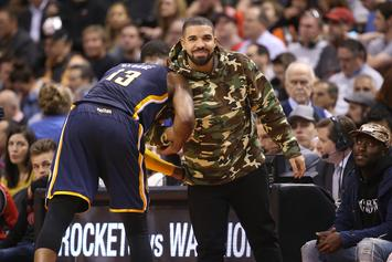 Cleveland Cavaliers Team DJ Takes Shots At Drake After Blue Jays Game 3 Loss