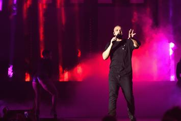 "Drake Shoots ""Child's Play"" Video In Houston"