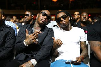 Lil Wayne & Birdman Seen Hugging It Out & Catching Up