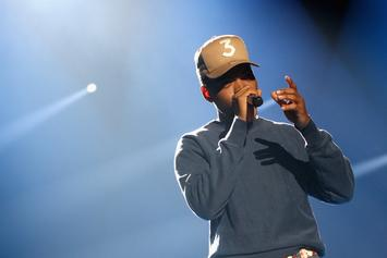"""Chance The Rapper's """"Coloring Book"""" Charts At No. 8 On Billboard 200"""