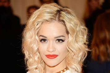 "Rita Ora Responds To Beyonce ""Becky"" Rumors"