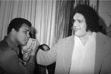 "HBO Releases New ""Andre The Giant"" Documentary Trailer"