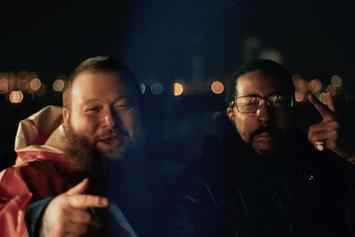 "Roc Marciano Drops Off Double Video For ""The Sauce/ Corniche"" Feat. Action Bronson"