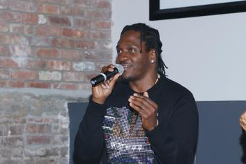 Pusha T Reveals He Has Two New Adidas Sneakers On The Way