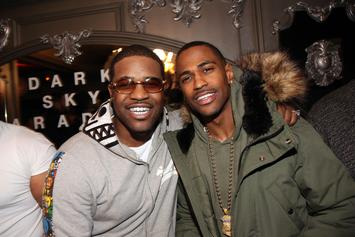 "A$AP Ferg Shares Snippet Of Big Sean Collab ""World Is Mine"""
