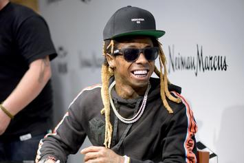 Lil Wayne Threatens Violence After Fan Throws Bottle On Stage