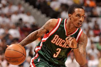 Brandon Jennings Nearly Records Triple-Double In NBA Return