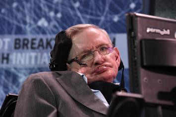 British Physicist Stephen Hawking Has Died