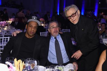 The Jay Z & Robert DeNiro Beef Is Over