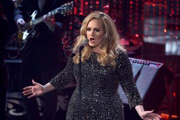 "Adele's Karaoke Version Of Kanye West's ""Monster"" Has Pushed It Back Up The Charts"
