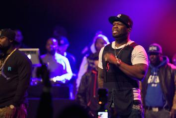 """Rick Ross Says He's """"The Biggest L"""" 50 Cent Ever Took"""