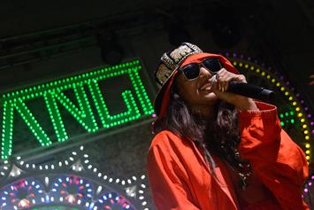 "PSG Demands M.I.A. Take Down ""Borders"" Music Video"