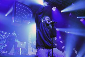 Post Malone Says Debut Album Dropping In March