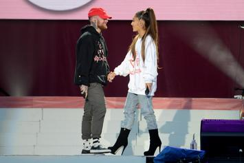 Ariana Grande's Social Media Hiatus Has Fans Theorizing She's Pregnant By Mac Miller