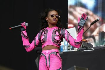 Azealia Banks Throws Shade At K. Michelle & Lil Kim
