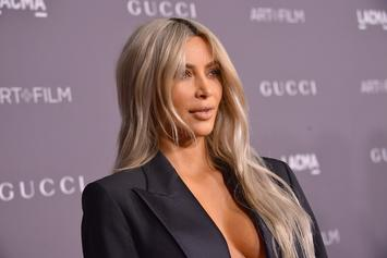 Kim Kardashian Re-Writes Gossip Headlines Involving Kanye West & Family