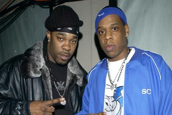 Jay Z Beat Busta Rhymes In A Cafeteria Rap Battle In High School