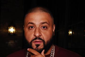 DJ Khaled Announces Album Release Date, Two Singles Dropping Today