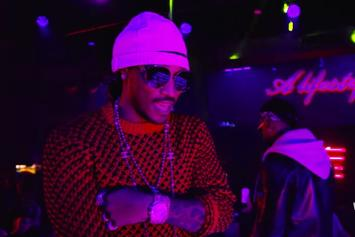 "Future & DJ Stevie J Hit Up The Strip Club In New Video For ""Stripper"""