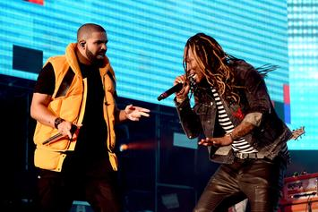 "Drake & Future's ""What A Time To Be Alive"" Mixtape Art Was Purchased From Shutterstock"