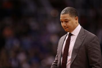Tyronn Lue Stepping Away From Cavs Due To Health Issues