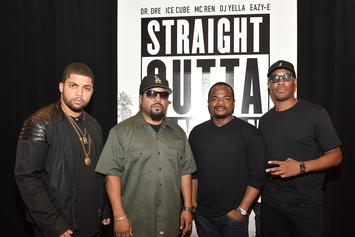 """Straight Outta Compton"" Becomes Highest Grossing Music Biopic Ever"