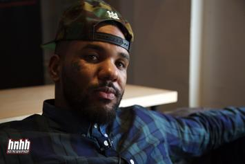 "The Game Sued For Copyright Infringement Over ""Ryda"" Artwork"