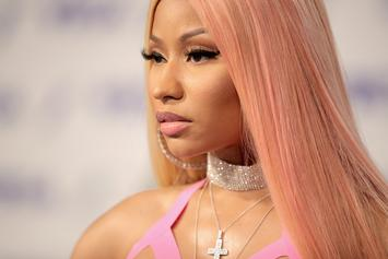 Nicki Minaj Stops Show After Fights Break Out In Crowd