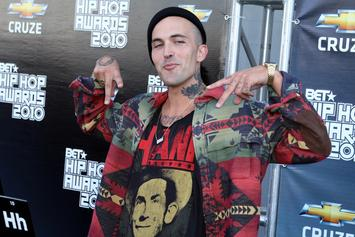 Yelawolf Admits He's An Alcoholic; Discusses Struggling With Sobriety