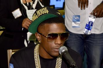 "Boosie Badazz Added Some Huge Features To ""Touchdown To Cause Hell"""