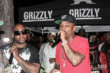 "Cam'ron Clears Up ""Federal Reserve"" & ""Purple Haze 2"" Delays"