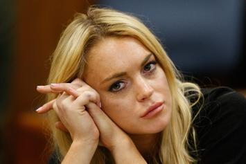 Lindsay Lohan Is Spokesperson For Lawyer.Com In Hilarious But Fitting Promo