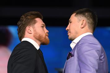 Gennady Golovkin Bashes Canelo Alvarez For Failed Drug Test