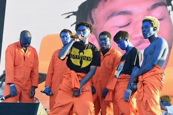 BROCKHAMPTON Reference Lil Uzi Vert In Preview Of New Music On Instagram