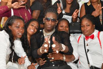 "Young Thug's ""Barter 6"" Is On iTunes"