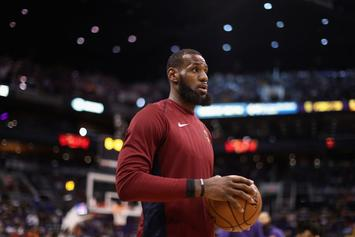 "LeBron James On NBA's Rumored Play-In Tournament: ""That's Wack"""