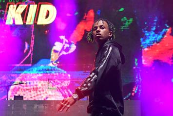 Rich The Kid's Wife Reportedly Files For Divorce Following Cheating Scandal