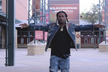 "Vee Tha Rula Shows Us He's Got The ""Heart For It"" In Latest Video Off ""Yet I Smile"""