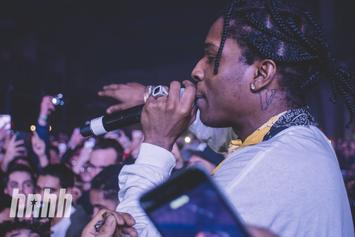 "A$AP Rocky Explains Hood By Air & BEEN TRILL Disses In ""Multiply"""