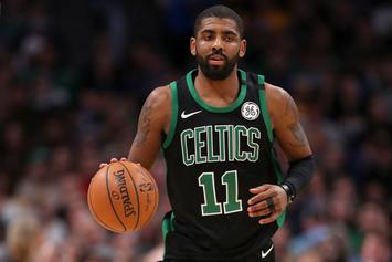 Kyrie Irving To Undergo Knee Procedure