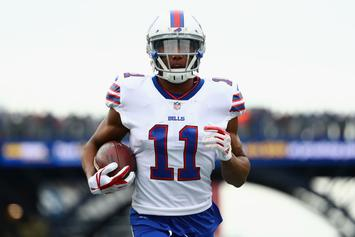 Zay Jones Avoids Charges Following Bloody Arrest