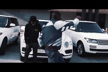 "21 Savage Blesses BlocBoy JB's ""Rover 2.0"" Video"