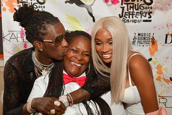 Young Thug & Jerrika Appear To Be Back Together