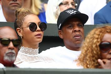 Jay-Z & Beyonce Look Regal In Newly Surfaced Jamaica Photos